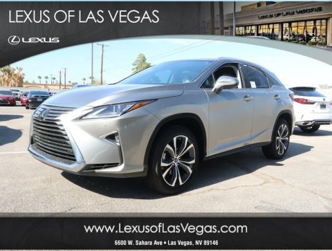 New 2019 Lexus RX 350 2T2BZMCA7KC197960