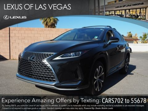 New 2020 Lexus RX 350 2T2HZMAA6LC151471