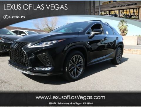 2020 Lexus RX 350 F SPORT PERFORMANCE RX 350 F SPORT PERFORMANCE