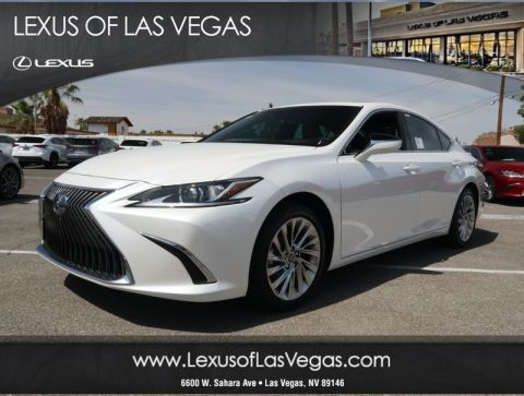 New 2019 Lexus ES 300h LUXURY 58AB21B11KU002919