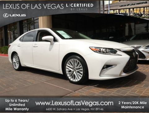 Certified Pre-Owned 2017 Lexus ES350 LUXURY PKG 58ABK1GG1HU038860