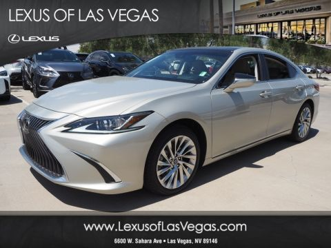 New 2019 Lexus ES 350 LUXURY 58ABZ1B13KU044438