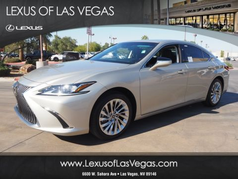New 2020 Lexus ES 350 LUXURY 58AEZ1B11LU056344
