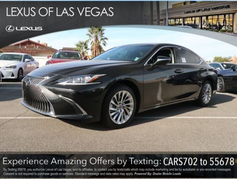 New 2020 Lexus ES 350 LUXURY 58AEZ1B13LU051565