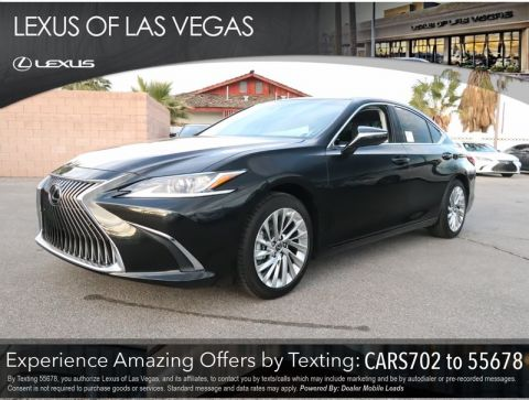 New 2020 Lexus ES 350 LUXURY 58AEZ1B1XLU058237