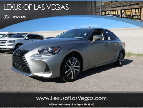 New 2020 Lexus IS 300 JTHAA1D25L5102127