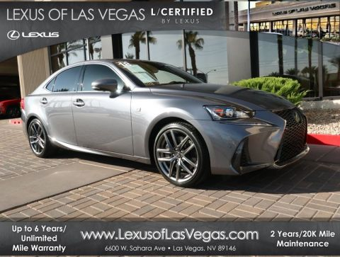2018 Lexus IS300 F SPORT