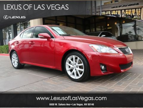 Pre-Owned 2012 Lexus IS250 JTHBF5C23C5179108