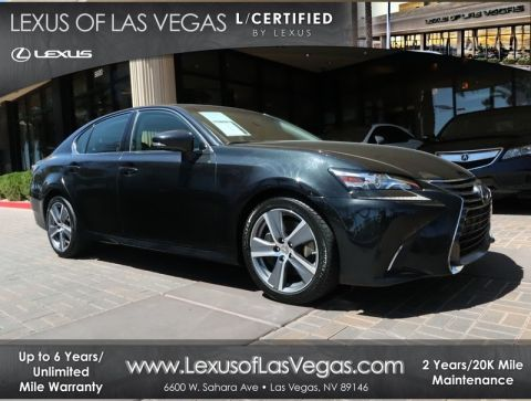 Certified Pre-Owned 2016 Lexus GS350 JTHBZ1BL3GA002419