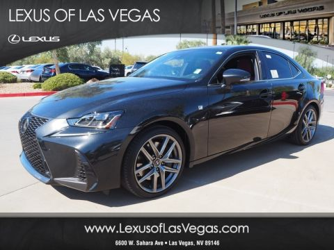 2019 Lexus IS 350 IS 350 F SPORT