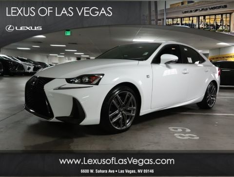 2020 Lexus IS 350 IS 350 F SPORT