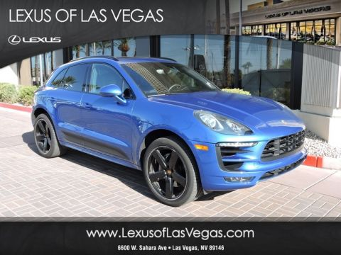 Pre-Owned 2015 PORSCHE MACAN S WP1AB2A56FLB73709